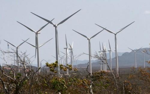 2018年11月初,巴西风力发电量增长22%