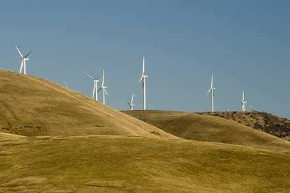 印度风能增加量在本财政年度产能增加了76%