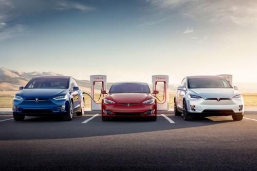 特斯拉计划明年推出下一代超级充电桩并进一步扩大覆盖范围