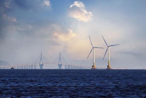 中国探索加快深海风电开发