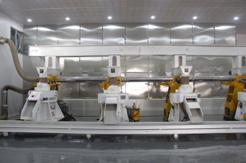 安徽环态杨滩生物质颗粒燃料厂升级改造完成