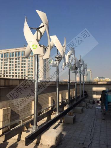 北京蔚莱创能科技有限公司于2018年11月初完成北燃集团新能源改造项目
