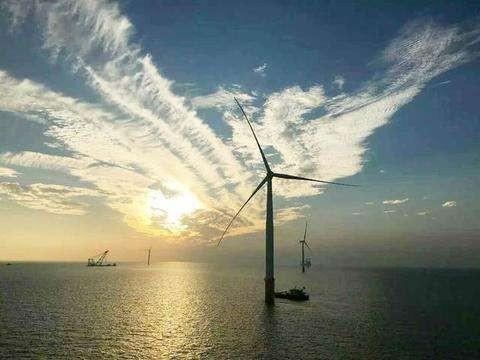 中广核海上风电发展成长记