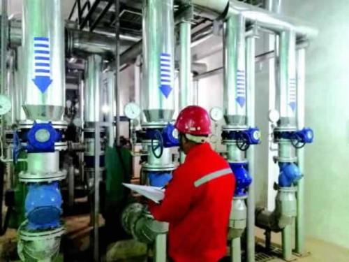 商河县开启地热能'绿色'供暖