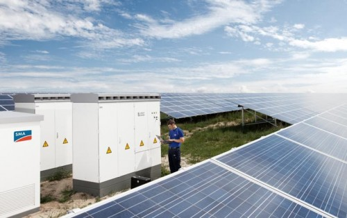 SMA将为澳大利亚的349MW光伏发电站提供设备