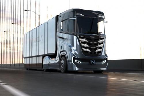 Nokola发布第三款氢能源电动卡车 向特斯拉发起挑战