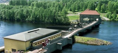 北欧地区最大的电池将帮助44MW的水电站平衡电网