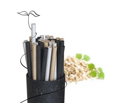 环保至上!以生物质为原料的可再生的吸管进入工业化生产