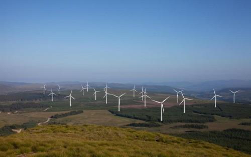 英国风力发电创历史新高 达到14.9GW