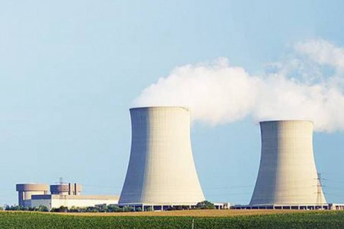 利用核能首先想到的就是发电