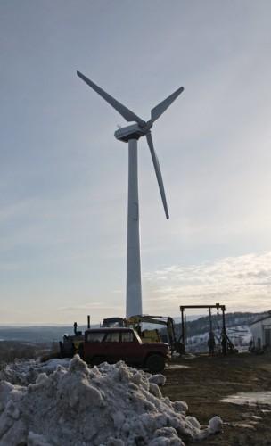 西门子Gamesa与Enel签署俄罗斯风电场的第二份订单