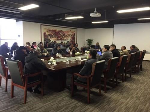 埃塞俄比亚访问团莅临耐普恩,超级电容助力'一带一路'