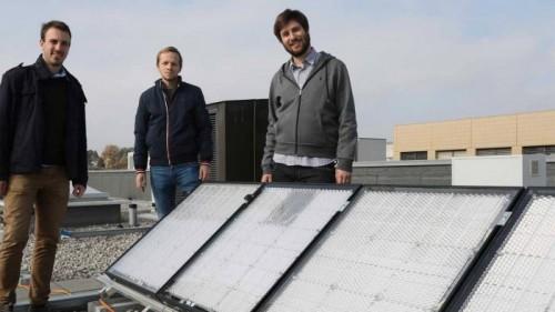 研究人员研发住宅太阳能电池板 效率几乎是现有电池板的两倍
