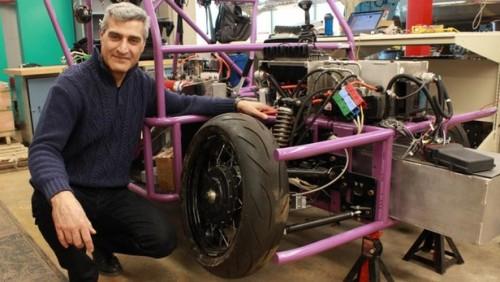 滑铁卢大学研发的即插即用车轮组件旨在提高电动汽车的产量