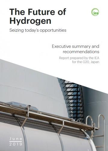 国际能源署最新报告:关注氢产业的巨大潜力