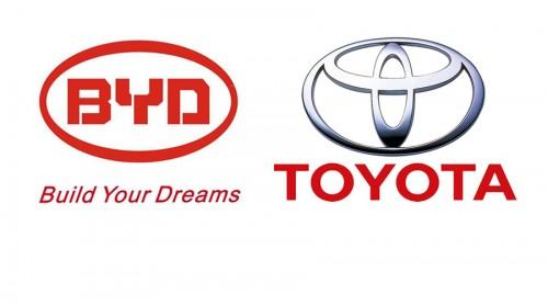 丰田和比亚迪将在中国联合开发电动汽车