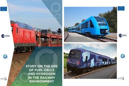碳中性铁路:由氢与燃料电池引领的未来旅行