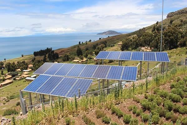 光伏扶贫 贡献精准扶贫能源方案