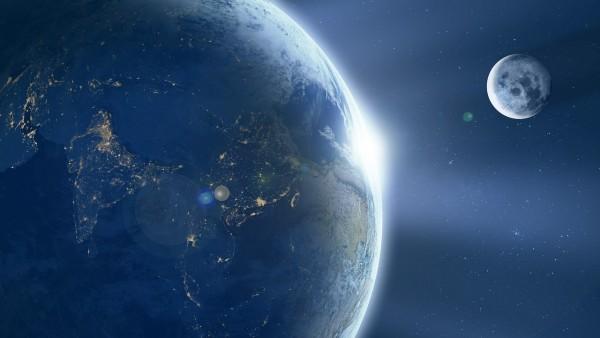 2035年中国将建成太空太阳能电站