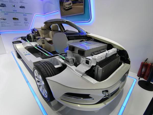 綠牌車的下一站 氫燃料電池汽車將成重點