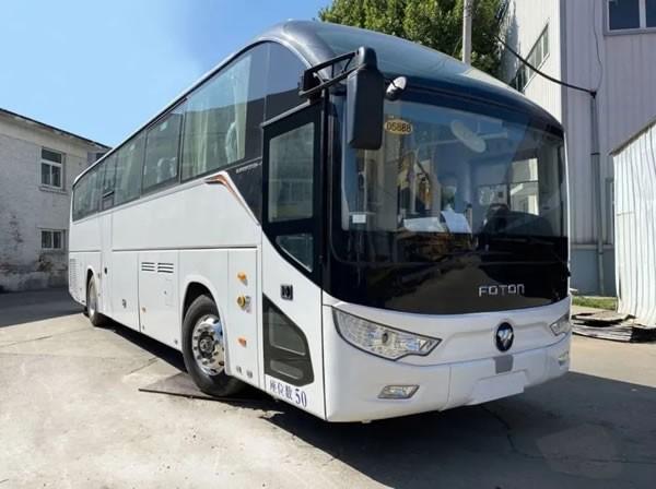 国内首台70MPa氢燃料客车车型公布!