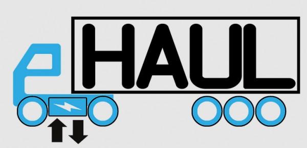 eHaul项目致力于开发一种重型卡车自动电池交换站