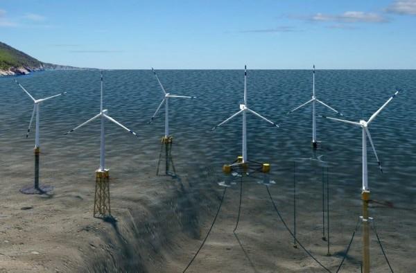 100億英鎊!綠色氫與浮動式風電聯手推動英國最大