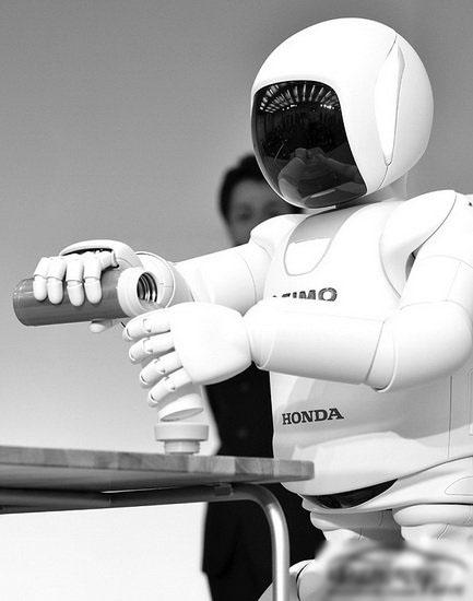 本田ASIMO机器人将亮相广州车展
