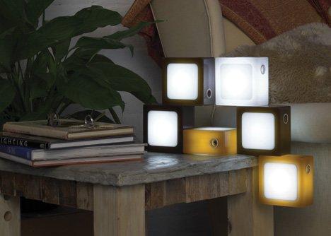 充满趣味的LED创意灯具