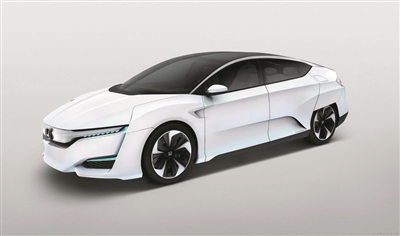 氢燃料电池汽车来了高清图片