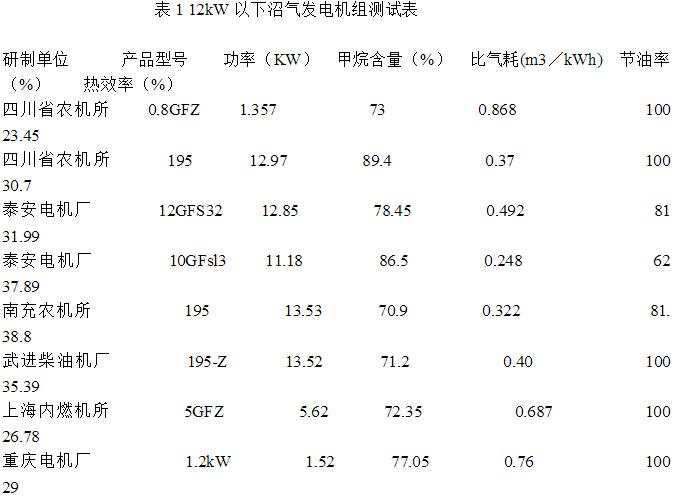中国沼气发电技术发展现状与前景展望_新能源