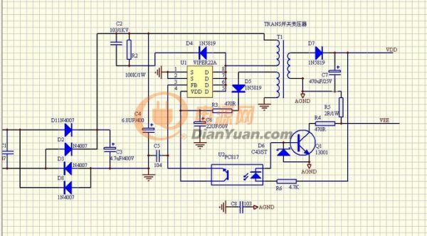 小米移动电源爆炸_电源板电路图讲解 开关电源板 电源板厂家_龙太子供应网