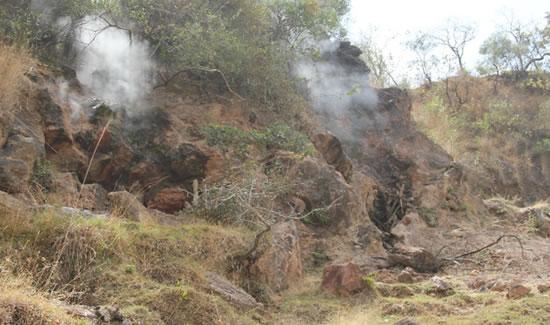 火山发电将能满足全球用电需求