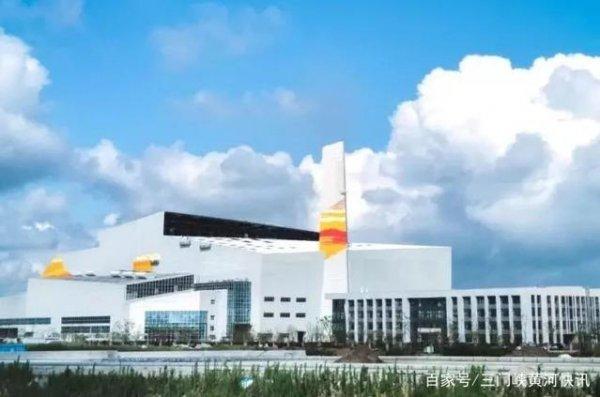 三門峽市將建設一座大型生物質熱電廠