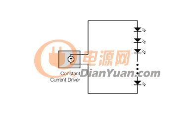 LED串联连接-怎样选择正确的LED和合适的驱动电源