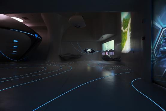 蒙泰能源展示中心【能源星球】荣获法国INNODESIGNPRIZE最高设计大奖金奖!