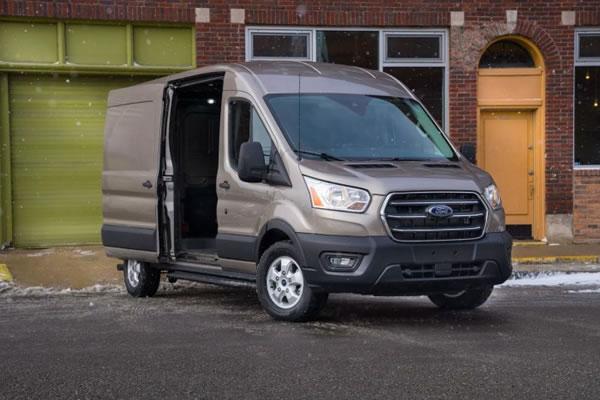 福特宣布推出全电动版Transit 厢式货车
