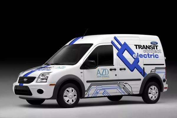 传GM正在准备一款电动厢式送货车