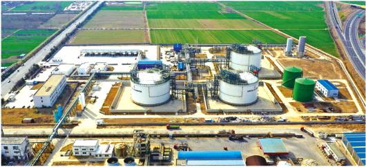 全国首批省级储备基地助推储气能力提升