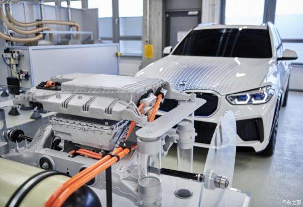 i Hydrogen NEXT氢燃料电池车将小规模生产