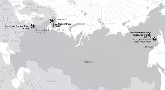 俄罗斯布局氢能:传统能源企业主导 通过天然气管网向欧盟出口氢气