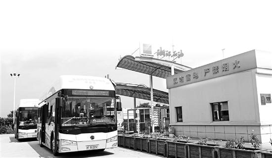 能源稀缺的浙江 瞄准了洁净的氢能