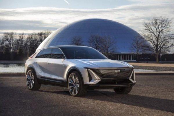 凯迪拉克全电动Lyriq亮相:首款基于GM全新电动构架打造的汽车