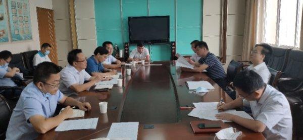刘新华赴湖北省有关部门对接燃料电池示范城市申报工作