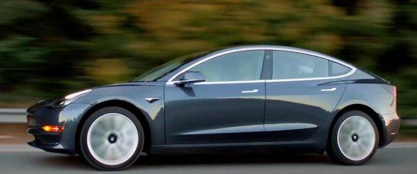 特斯拉Model 3已成欧洲最畅销电动汽车