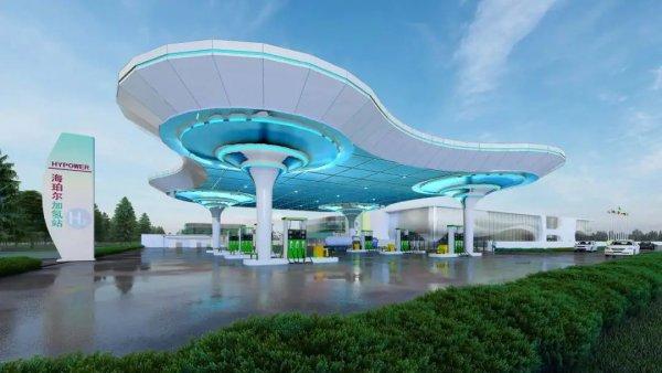 厚普股份全资子公司将承建西北最大的加氢站