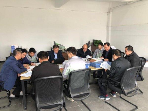 安徽省特检院来六安市开展车用氢气瓶充装许可鉴定评审工作