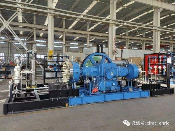 中集安瑞科中标国家能源集团加氢站设备采购项目