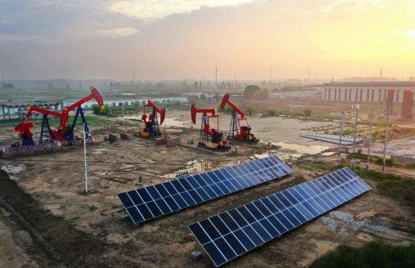 中石化邀请4家新能源企业探讨产业发展现状及未来趋势