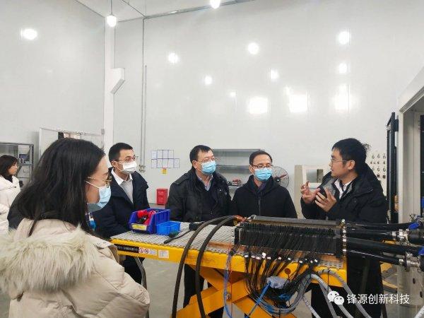 锋源与四川能投将成立氢燃料电池合资公司